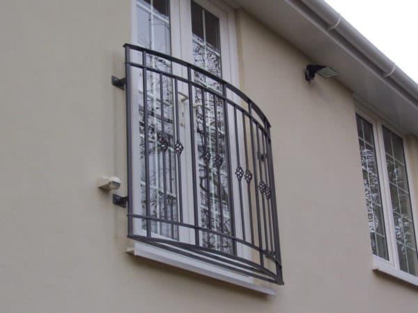 Grate per finestre cervia inferriate cancelletti di sicurezza scorrevoli apribili estensibili - Inferriate mobili per finestre ...